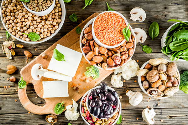 there are different myths about plant-protein our Vancouver Naturopathic Doctor can help you